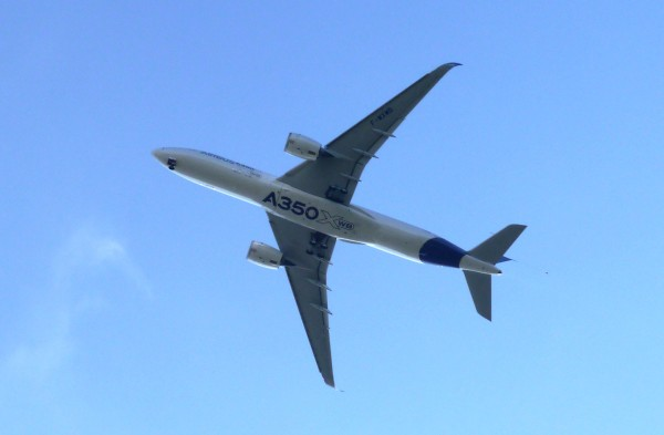 Airbus A350 - first flight