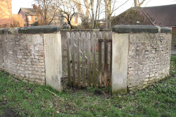 Bentley Pinfold what lies beyond the gate?