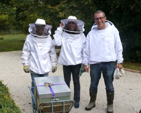 Extended Bee Team and the Precious Cargo